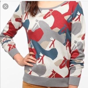 Urban Outfitters Horse Sweater